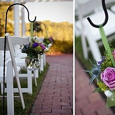 Aisle Decor & Columns
