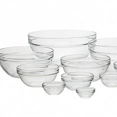 Glass Bowls