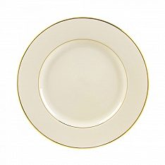 Luxor Collection - Ivory with Gold Rim