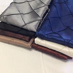 Pintuck Linen