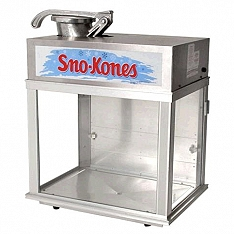 Sno-Cone additional equipment