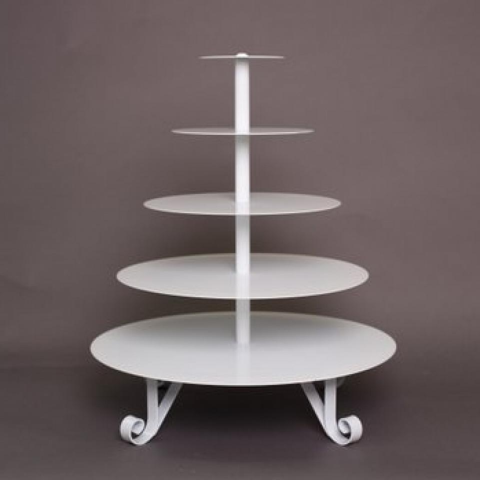 Plastic  Tier Cake Stand