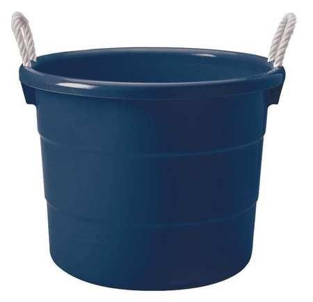 Plastic Beverage Tub Round W Handles, Round Beverage Tub