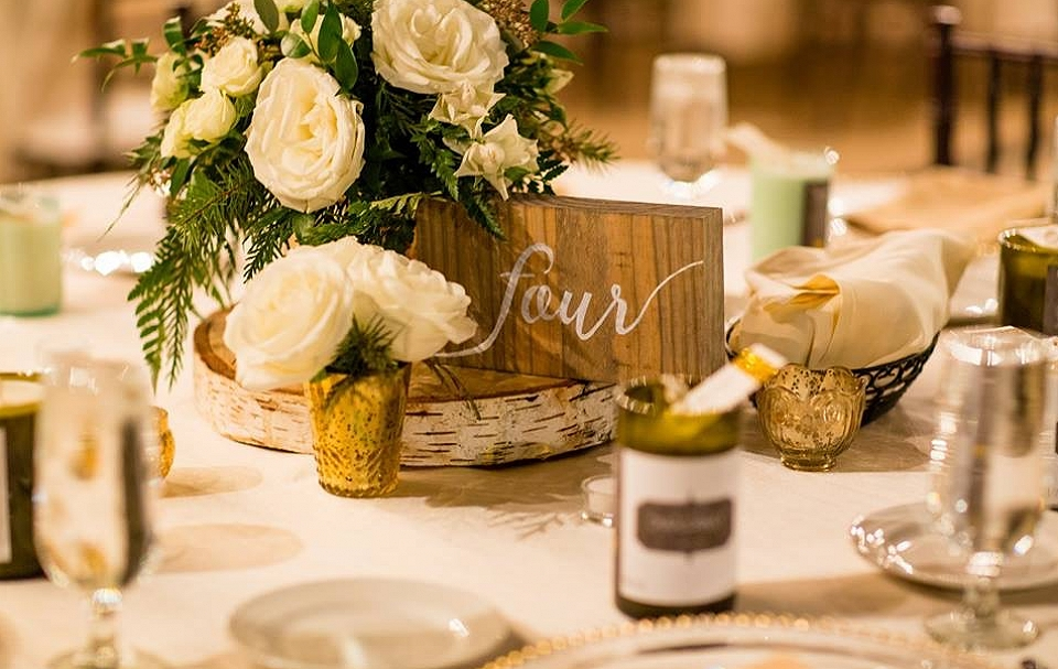 Wedding Decor Swiftwater Cellars
