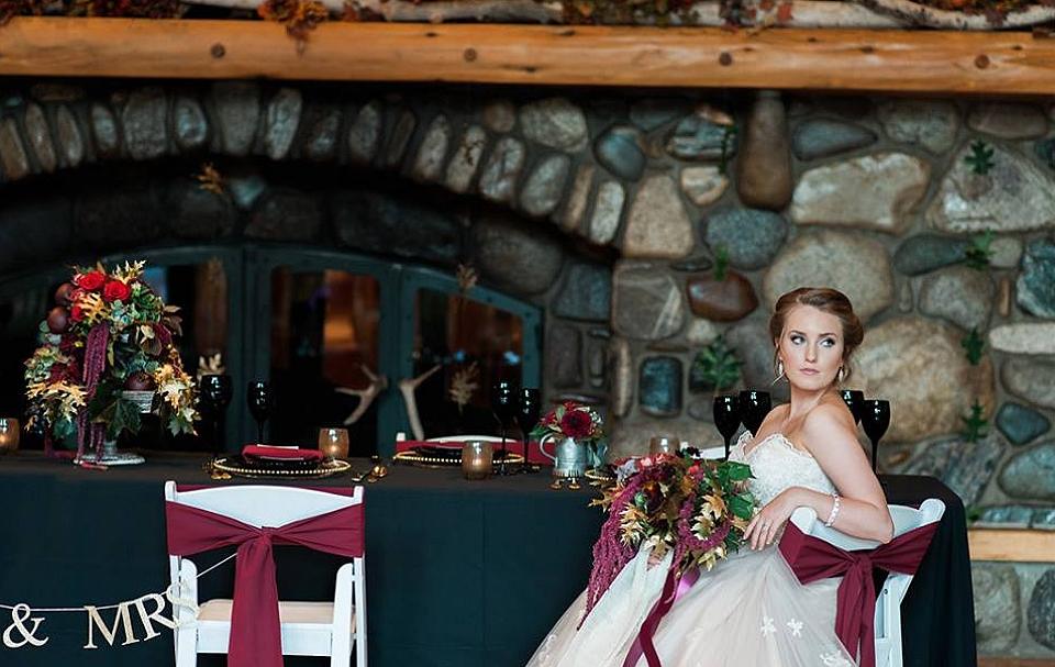 Fall Weddings Rentals Seattle
