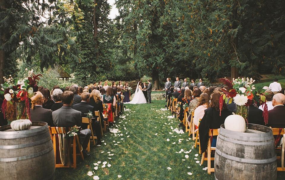 Seattle Wedding Feature