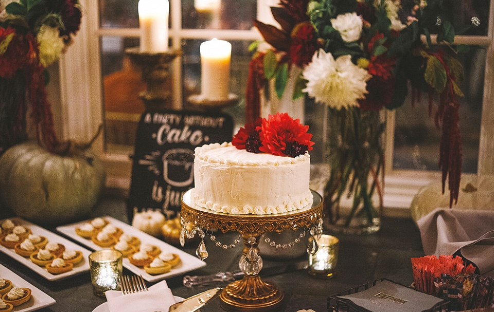 Seattle Wedding Decor