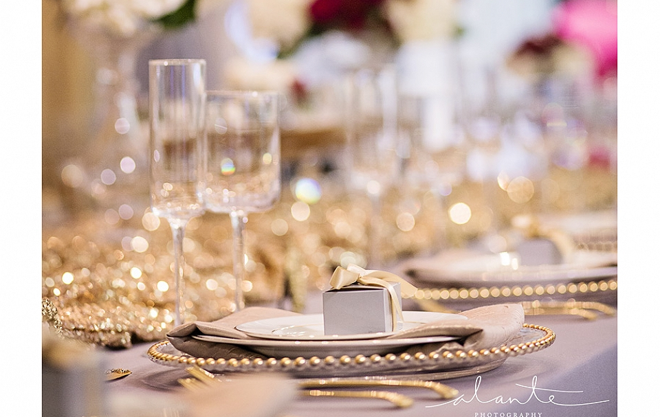 Tableware Rentals for Seattle Weddings