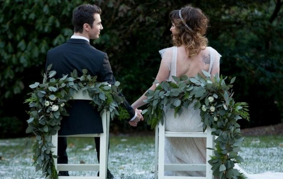 Winter Wedding Rentals