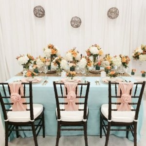 Table Decor for Event