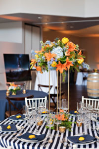 Decor for Woodinville Corporate Event
