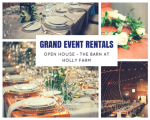 Events at The Barn At Holly Farm