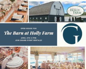 The Barn at Holly Farm Events