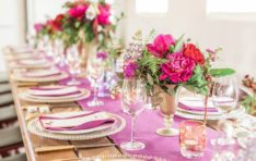 Snohomish Wedding Tables