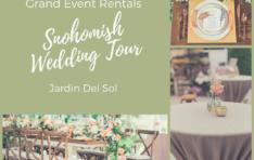 Snohomish Wedding Decorations