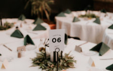 Tableware Rentals Seattle Wedding
