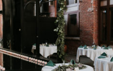 Table Rentals for Seattle Wedding