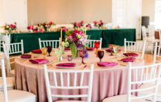 Table Rental for Wedding Seattle