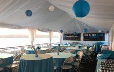 Seafair Event Decor