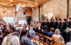 Event Rentals for SODO Wedding