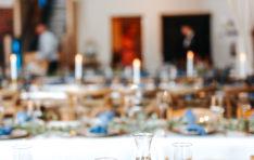 Tableware for SODO Wedding