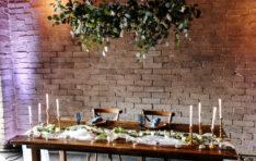 Decor for SODO Wedding