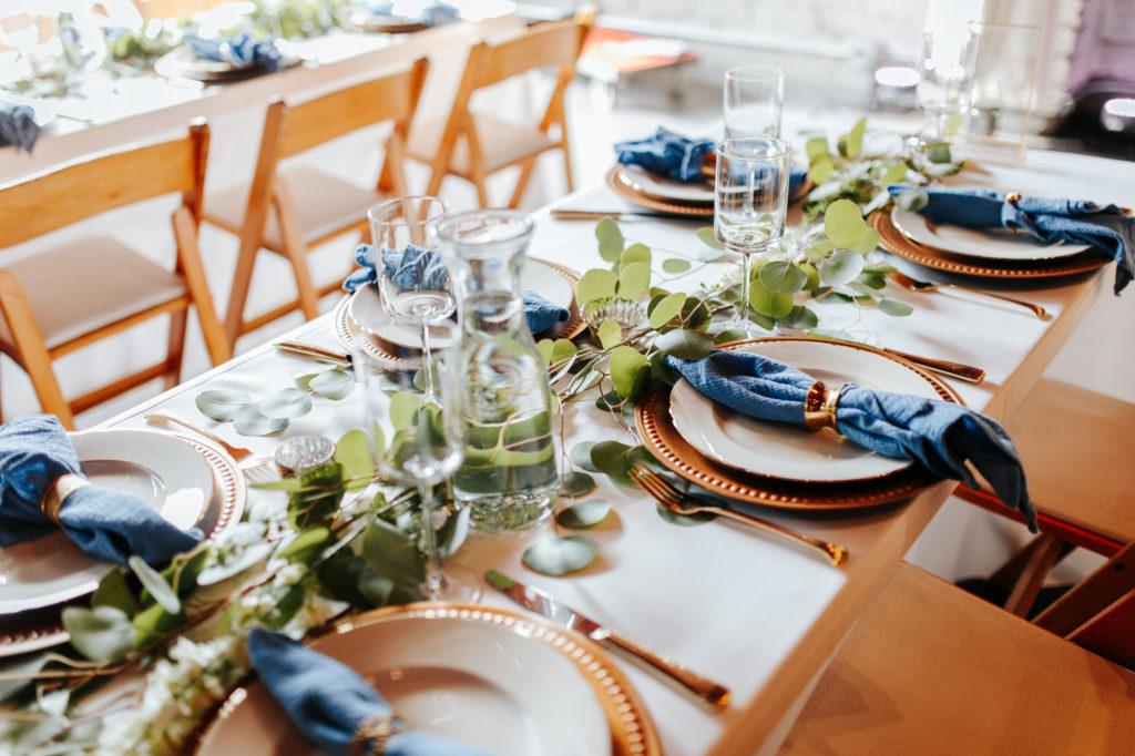 Table Decor SODO Wedding