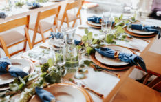 Table Decor SODO Wedding