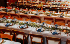 Table Decor Seattle Wedding