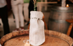 Wine Event Decor