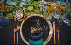 Copper Flatware Rentals