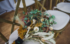 Salish Wedding Decor