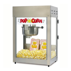 Popcorn Machine for Event