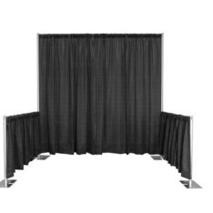 Booth Draping for Tradeshow