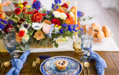 Bright Table Decor Rentals