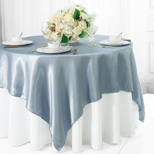 Table and Linen Rentals for Wedding