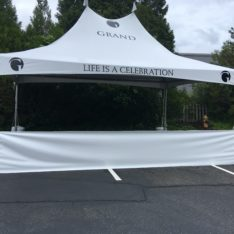 Outdoor Tent Rental Seattle