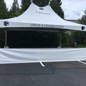 Outdoor Tent Rental Seattle