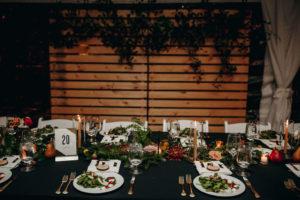 Seattle Fall Wedding Ideas