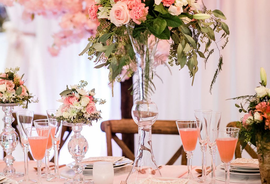 Table Decor for Events & Weddings